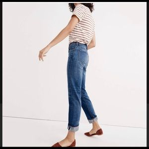 Madewell Cruiser Straight Denim Jeans